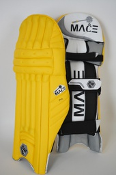 MACE Pro Color Cricket Batting Pad - Yellow