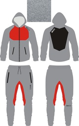 MACE Hoody and Lower Polyester Kniytted Fabric